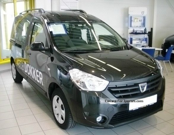 2012 dacia dokker laur ate tce 115 car photo and specs. Black Bedroom Furniture Sets. Home Design Ideas