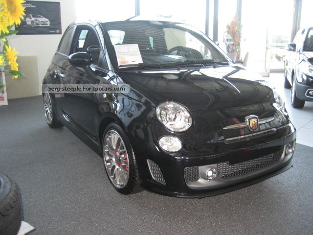 2013 Abarth  500 Series 1-595 Competizione 1.4 T-Jet from Sports Car/Coupe Pre-Registration photo