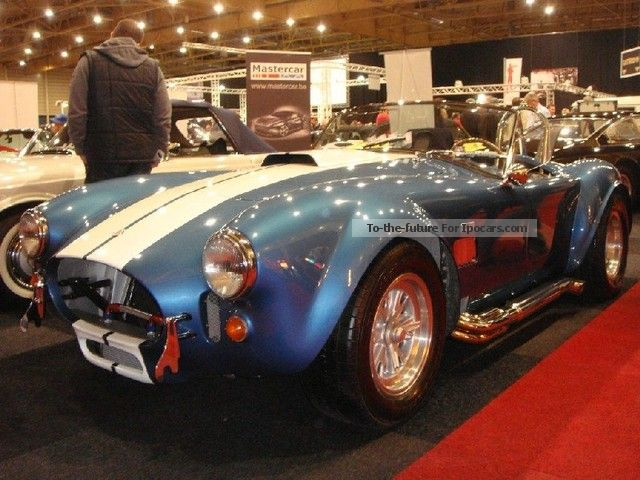 Cobra  Shelby S / c 427 Sold 1974 Vintage, Classic and Old Cars photo