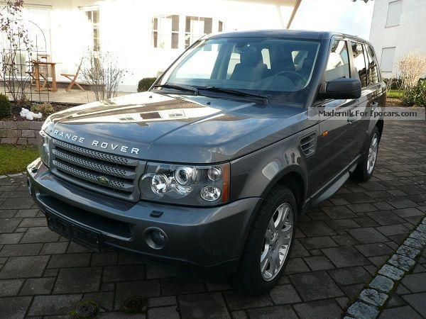 2006 Land Rover  RR Sport HSE * 1.Hand * NAVI * LEATHER * GLASS ROOF Off-road Vehicle/Pickup Truck Used vehicle photo