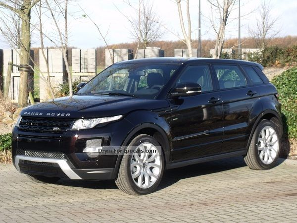 2013 Land Rover  Evoque TD4 Auto. Dynamic PANORAMA * TECHNOLOGY PACKAGE Off-road Vehicle/Pickup Truck Used vehicle photo