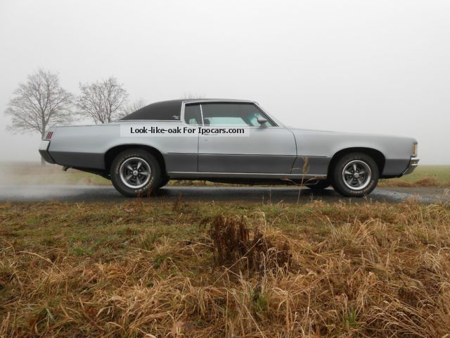 Pontiac  GP Model J 455 cui 325 hp H-approval 1971 Vintage, Classic and Old Cars photo