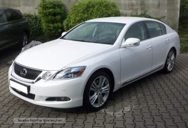 Lexus  GS 450h Luxury Line (Navi Xenon leather Air) 2012 Hybrid Cars photo