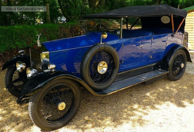 Rolls Royce  Other 1923 Vintage, Classic and Old Cars photo
