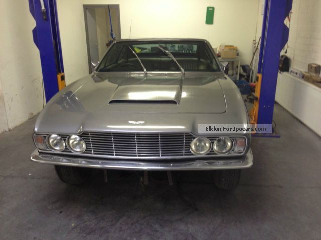 Aston Martin  DBS 1968 Vintage, Classic and Old Cars photo