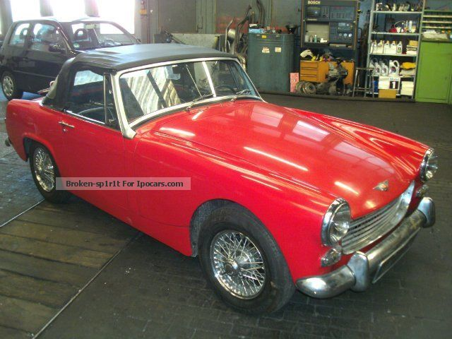 Austin Healey  Sprite LHD 1967 Vintage, Classic and Old Cars photo