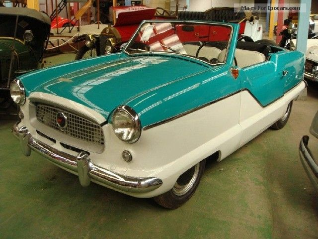 1957 Austin  Convertible Cabriolet / Roadster Used vehicle photo