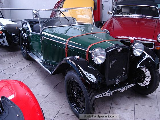 Austin  7 seven Special 1936 Vintage, Classic and Old Cars photo