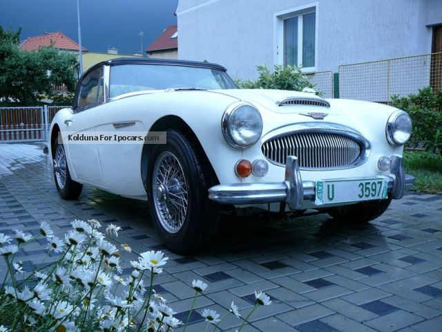 Austin Healey  MK3 BJ8 1966 Vintage, Classic and Old Cars photo