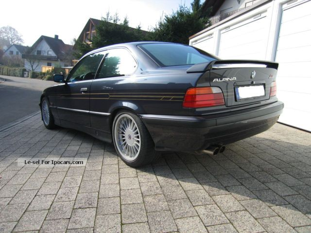 1994 alpina b3 3 0 coupe switch tronic full equipment car photo and specs. Black Bedroom Furniture Sets. Home Design Ideas
