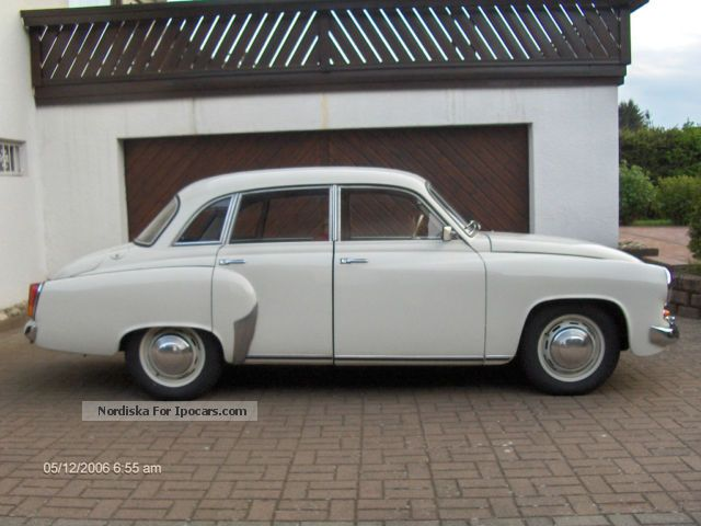 Wartburg  311 1965 Vintage, Classic and Old Cars photo
