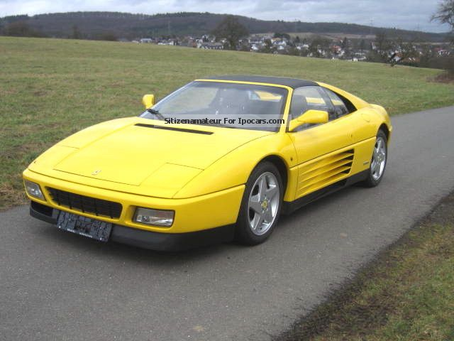 Ferrari vehicles with pictures page 3