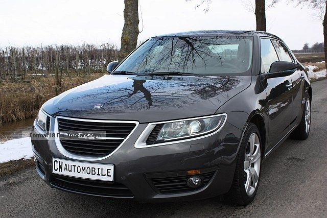2010 Saab  9-5 2.0TiD Aut. Vector Autom.2 Fach18-inch Leather Saloon Used vehicle photo