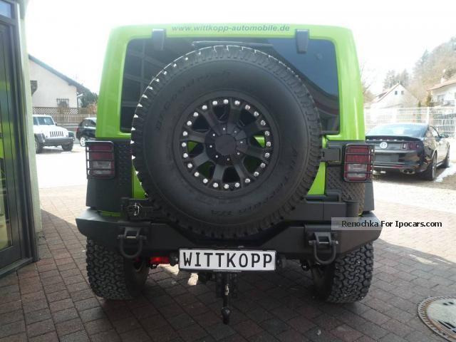 Jeep  Wrangler 3.6 V6 unique Off-R ... 2012 Liquefied Petroleum Gas Cars (LPG, GPL, propane) photo