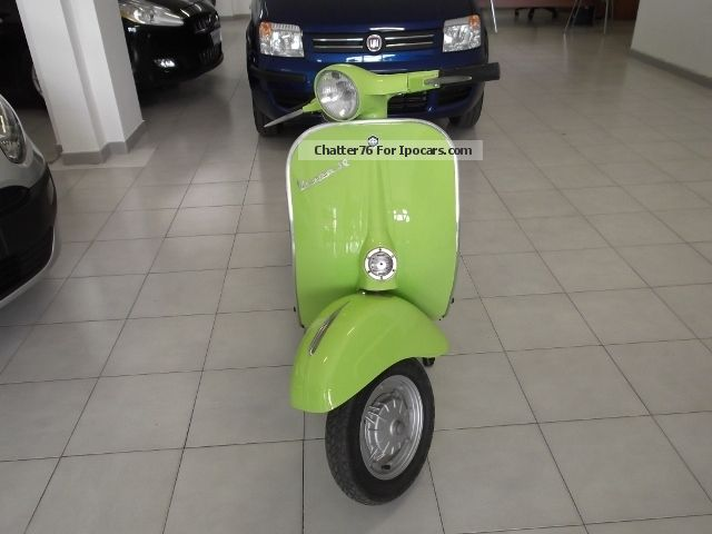 Piaggio  Vespa 50 1971 Vintage, Classic and Old Cars photo