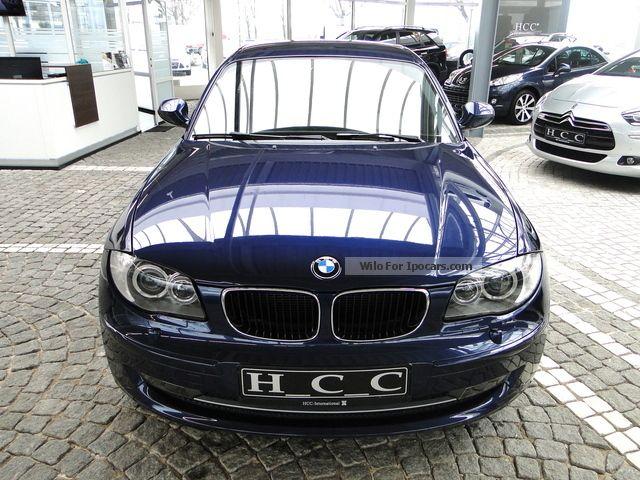 2012 BMW  116d DPF Bi-Xenon | Advantage | 1.Hand Small Car Used vehicle photo