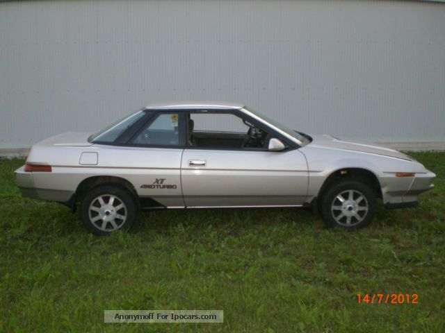 Captivating ... 1990 Subaru Impreza 4 Sports Car/Coupe Used Vehicle Photo 2