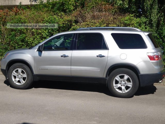 2008 GMC  Acadia Van / Minibus Used vehicle photo