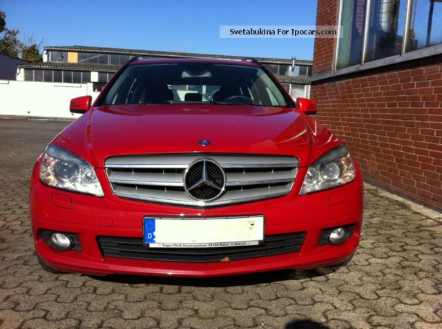 2008 mercedes benz c 200 t cdi dpf automatik xenon comand sitzheiz car photo and specs. Black Bedroom Furniture Sets. Home Design Ideas