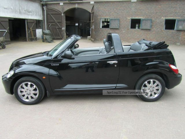 2006 Chrysler  PT Cruiser Cabrio 2.4 Limited (Mod. 2007!) Cabriolet / Roadster Used vehicle photo