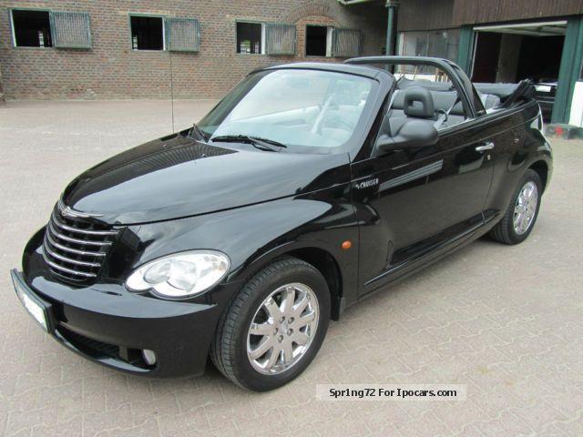 2006 chrysler pt cruiser cabrio 2 4 limited mod 2007. Black Bedroom Furniture Sets. Home Design Ideas