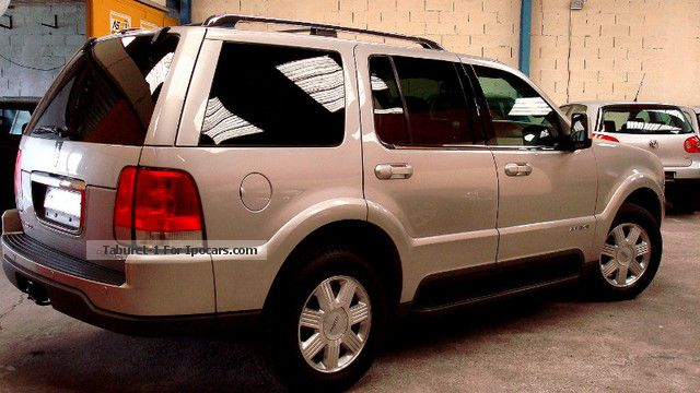 2005 Lincoln  Aviator Off-road Vehicle/Pickup Truck Used vehicle photo