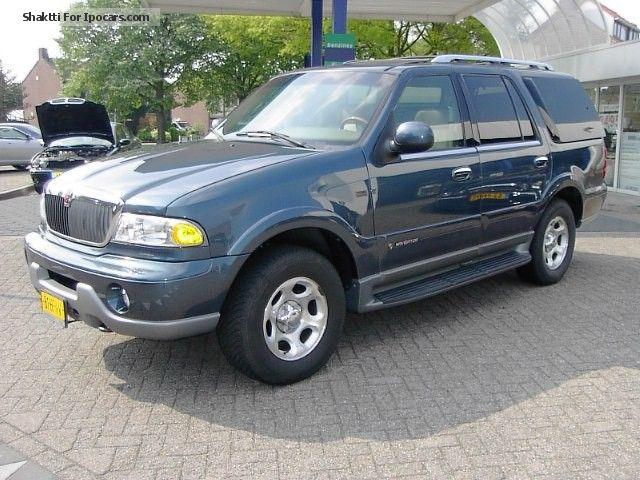 2001 Lincoln  Navigator 5400 V8 4X4 65.000km! Off-road Vehicle/Pickup Truck Used vehicle photo