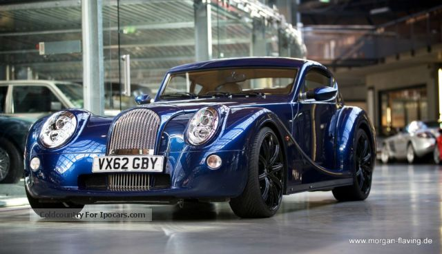 2012 Morgan Aero Coupe - ex-works car - LHD - Car Photo and Specs