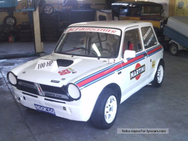 1982 Abarth  Altri Other Used vehicle photo