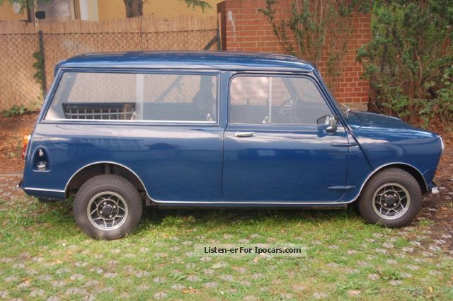 Austin  Mini Combi 1977 Vintage, Classic and Old Cars photo