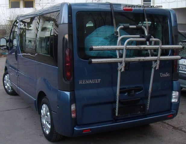 2004 renault trafic generation privilege westfalia bed. Black Bedroom Furniture Sets. Home Design Ideas