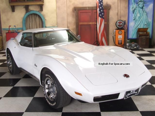 1973 Corvette  C3 chrome bumper bar! Sports Car/Coupe Used vehicle photo