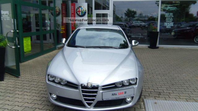 2012 Alfa Romeo  159 SW 2.0 JTDM DPF Turismo, climate, Estate Car Demonstration Vehicle photo