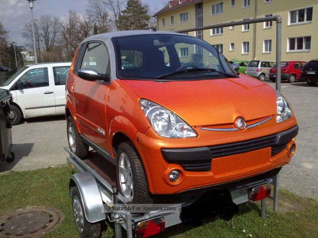 2008 Aixam  City Small Car Used vehicle photo