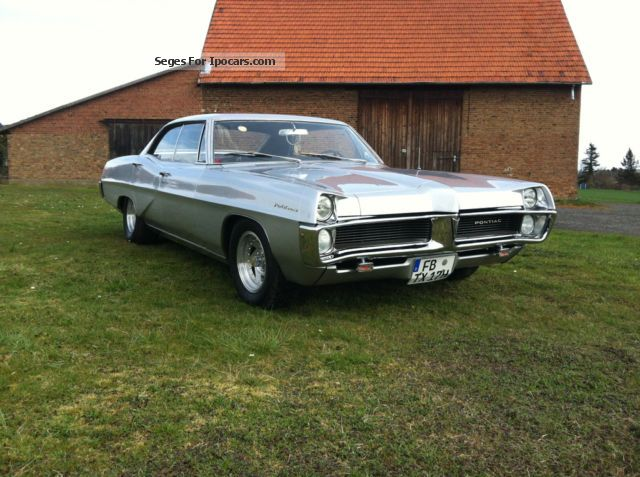 Pontiac  Pari Senne 1967 Vintage, Classic and Old Cars photo