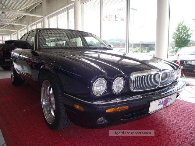 1998 Jaguar  XJ 4.0 Sovereign \ Saloon Used vehicle photo