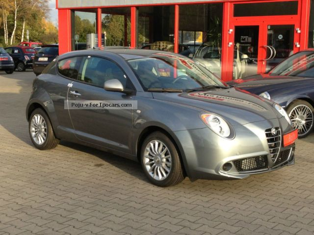2012 alfa romeo alfa mito 1 4 16v tjet car photo and specs. Black Bedroom Furniture Sets. Home Design Ideas