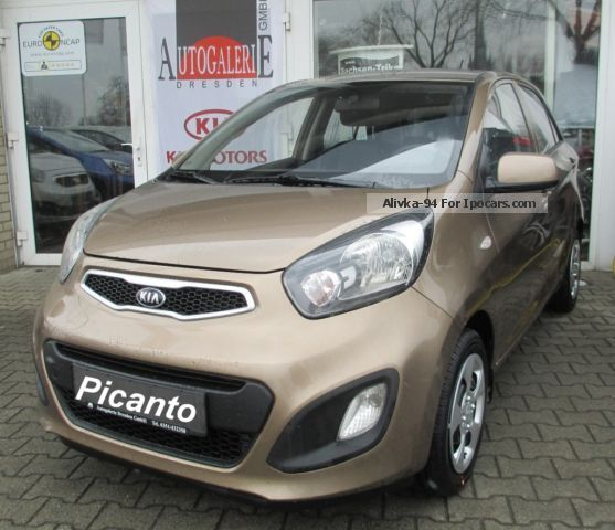 2013 Kia  Picanto 1.0 5-door, air conditioning, central locking, Radio / CD, Small Car Pre-Registration photo