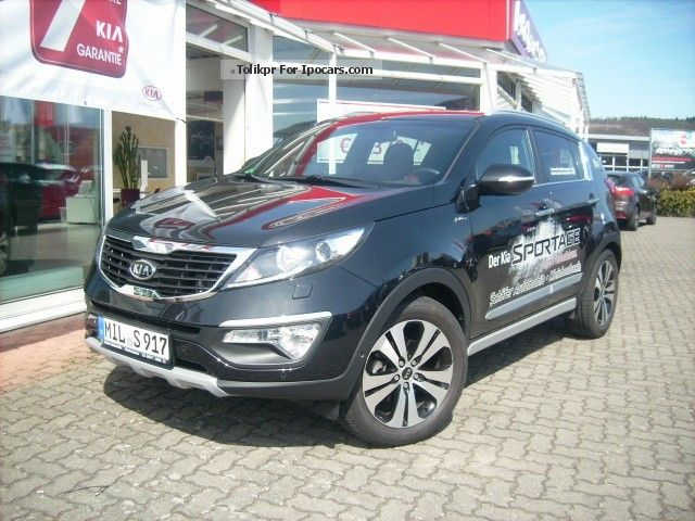 2012 Kia  Sportage 2.0 CRDi Automatic HP Copa do Brazil to Off-road Vehicle/Pickup Truck Demonstration Vehicle photo