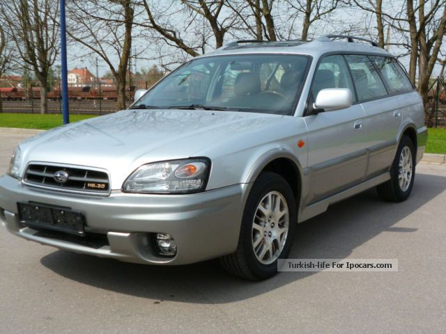 2005 subaru outback h6 3 0 4wd leather car photo and specs. Black Bedroom Furniture Sets. Home Design Ideas