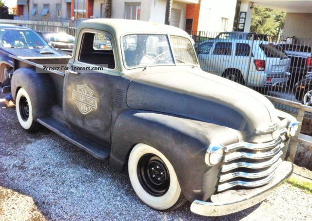 1952 Corvette  CHEVY 3100 V8 Other Used vehicle photo