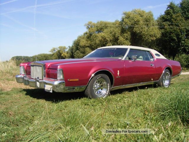 Lincoln  Mark 1973 Vintage, Classic and Old Cars photo