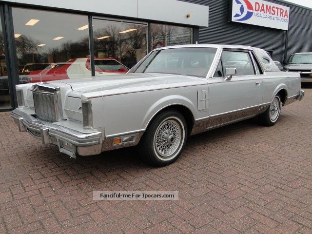 1981 Lincoln  OTHER Mark VI Sports Car/Coupe Used vehicle photo