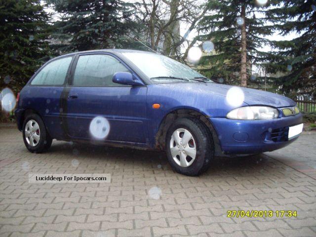 2000 Proton  313 GLI Small Car Used vehicle photo