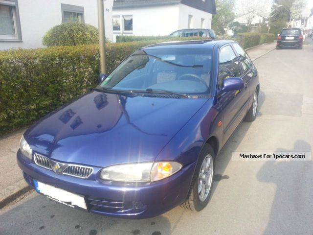 2000 Proton  313 i Saloon Used vehicle photo