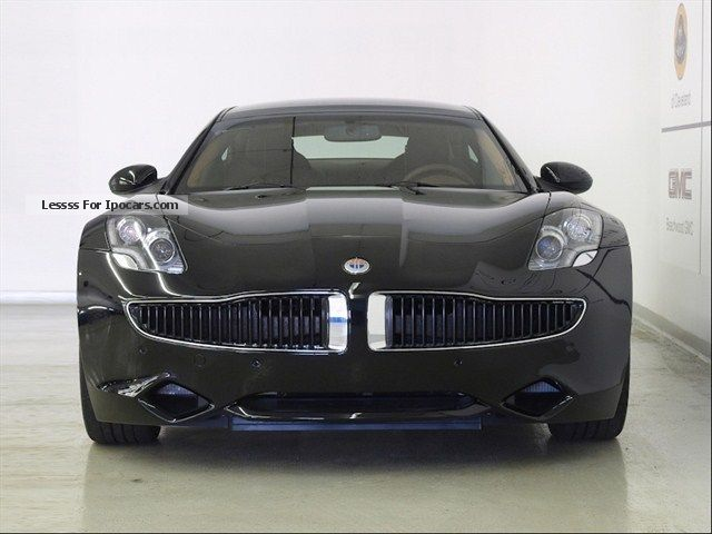 Fisker  Karma Ecosport 2013 Hybrid Cars photo