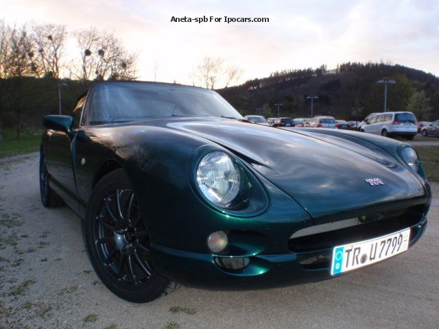 2012 TVR  Chimaera 500 Taraka Cabriolet / Roadster Used vehicle photo