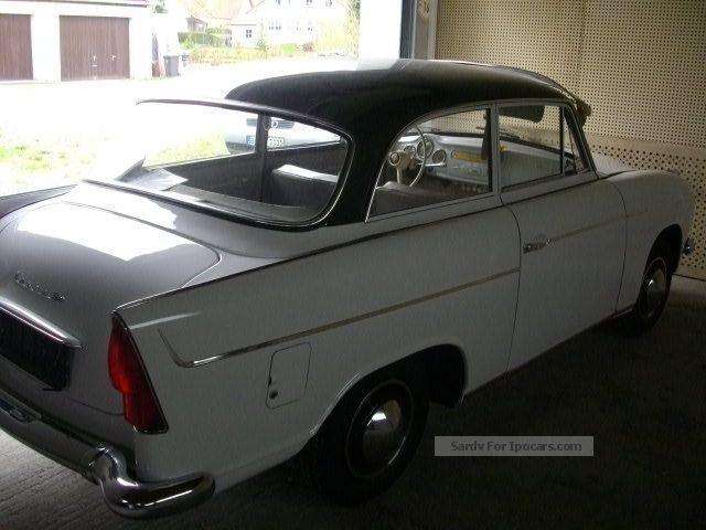 Borgward  Goliath Hansa 1100 1959 Vintage, Classic and Old Cars photo