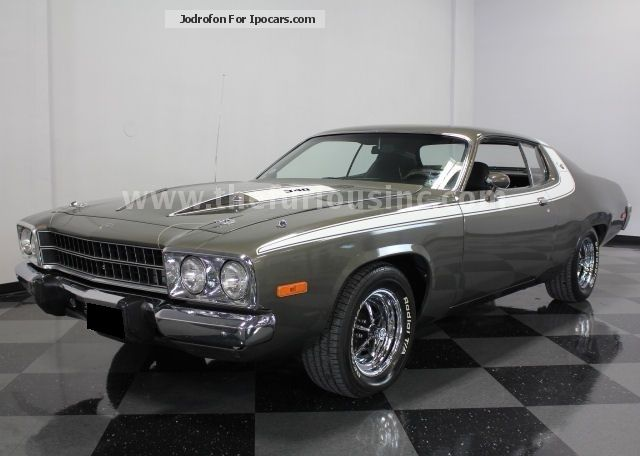Plymouth  Road Runner \ 1973 Vintage, Classic and Old Cars photo