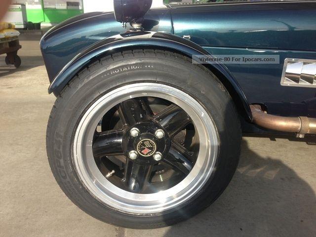 2013 Lotus SUPER SEVEN 2 0 * RUSH * 9TKM * PERFECT * G-CAT